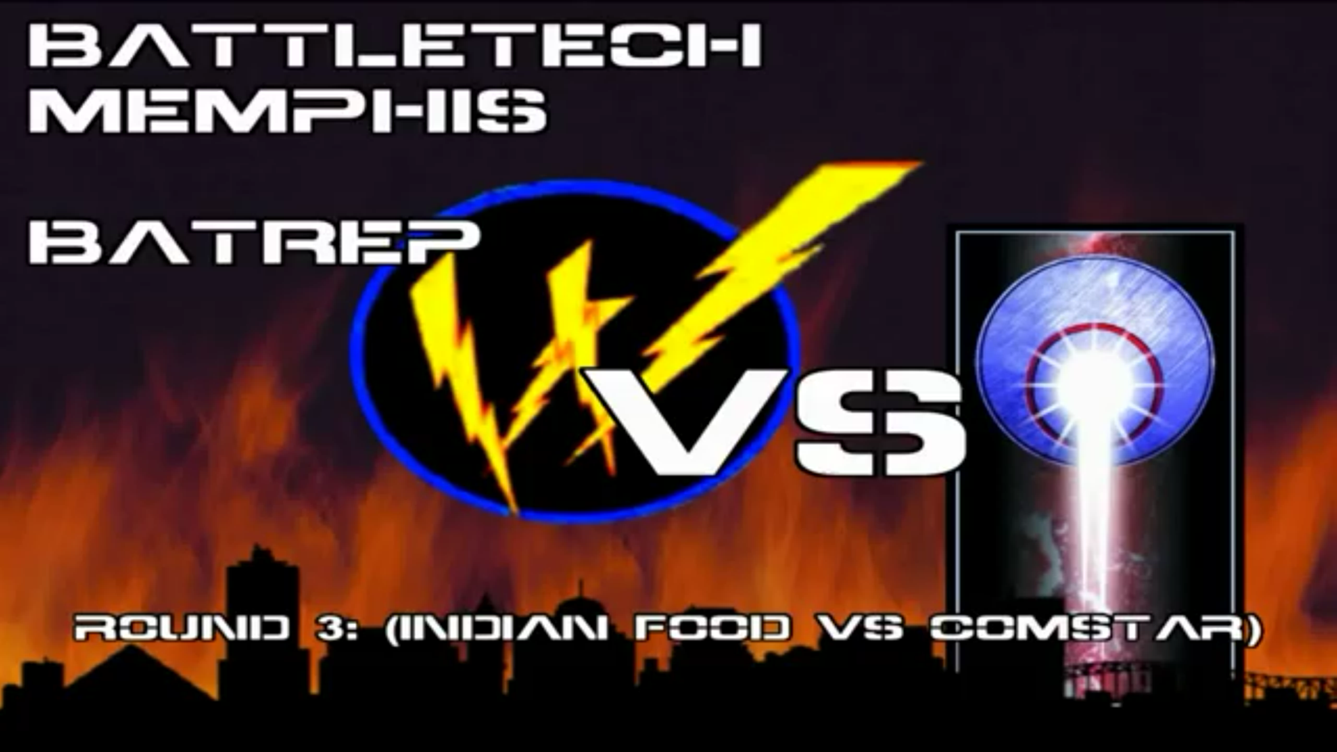 #6 Group W vs. Comstar Fight 3