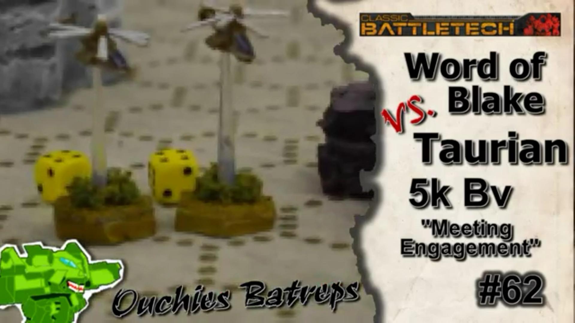 #62 WoB vs. Taurian