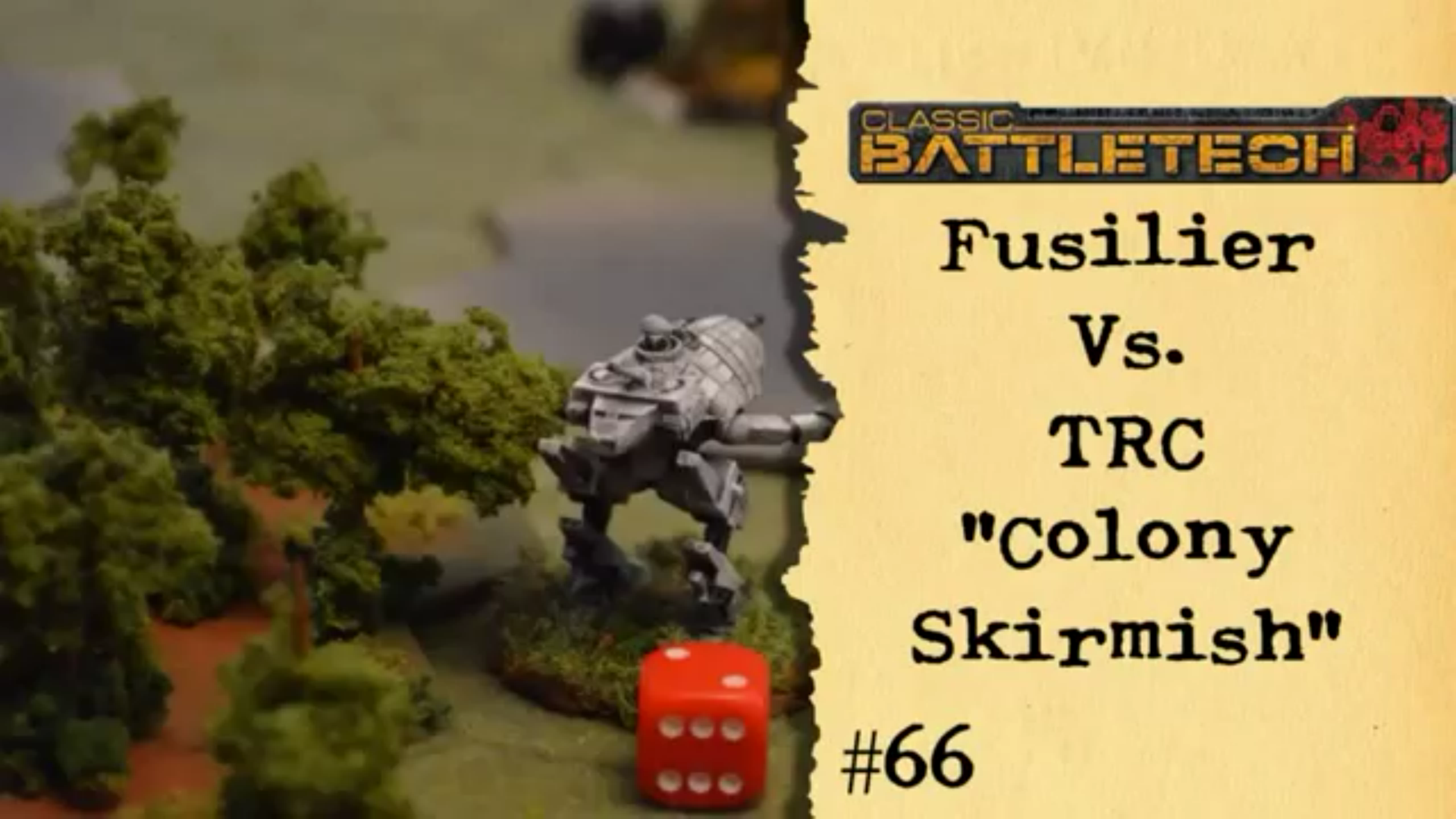 #66 Fusiliers vs. TRC