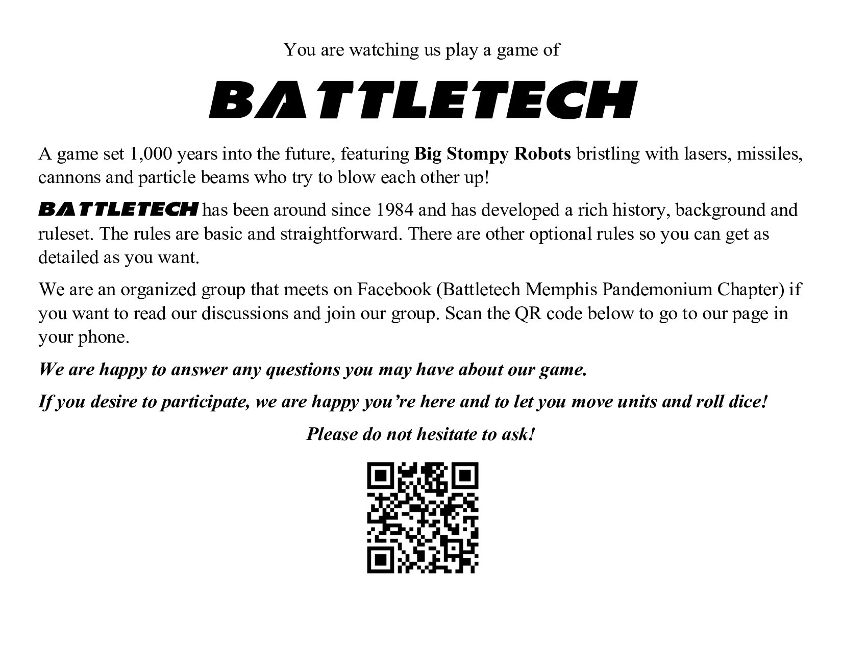 battletech sign